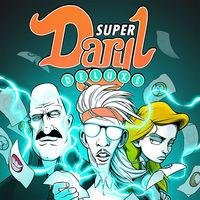 Portada oficial de Super Daryl Deluxe para Switch