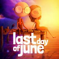 Portada oficial de Last Day of June para Switch