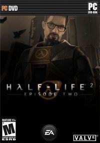 Portada oficial de Half-Life 2 Episode Two para PC