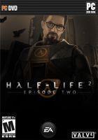 Portada oficial de de Half-Life 2 Episode Two para PC