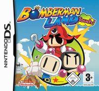 Portada oficial de Bomberman Land DS para NDS
