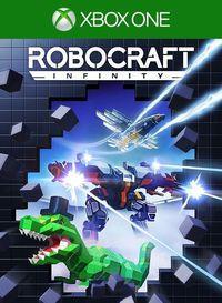 Portada oficial de Robocraft Infinity para Xbox One