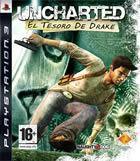 Portada oficial de de Uncharted: Drake's Fortune para PS3