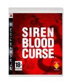 Portada oficial de de Siren: Blood Curse PSN para PS3