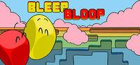 Portada oficial de Bleep Bloop para PC