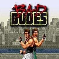 Portada oficial de Bad Dudes para Switch