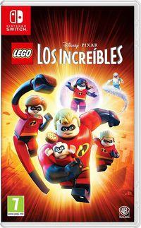 Portada oficial de LEGO Los Increíbles para Switch