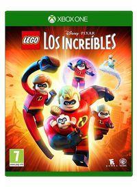 Portada oficial de LEGO Los Increíbles para Xbox One