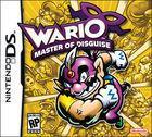 Portada oficial de de Wario: Master of Disguise para NDS