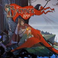 Portada oficial de The Banner Saga para Switch