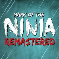 Portada oficial de Mark of the Ninja Remastered para Switch