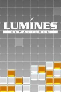 Portada oficial de Lumines Remastered para Xbox One
