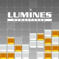Portada oficial de Lumines Remastered para PS4