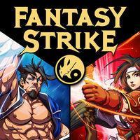 Portada oficial de Fantasy Strike para Switch