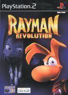 Portada oficial de de Rayman Revolution para PS2