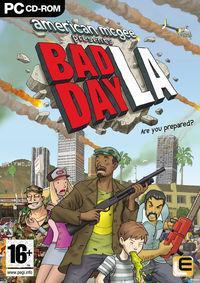 Portada oficial de Bad Day L.A. para PC