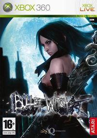 Portada oficial de Bullet Witch para Xbox 360