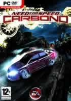 Portada oficial de de Need for Speed Carbono para PC