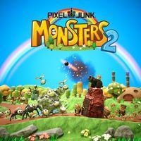 Portada oficial de PixelJunk Monsters 2 para PS4