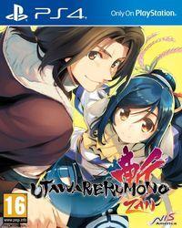 Portada oficial de Utawarerumono Zan para PS4
