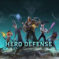 Portada oficial de Hero Defense para PS4