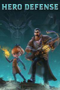 Portada oficial de Hero Defense para Xbox One