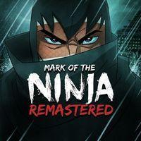 Portada oficial de Mark of the Ninja Remastered para PS4