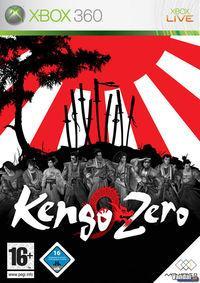 Portada oficial de Kengo Zero para Xbox 360