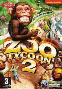 Portada oficial de Zoo Tycoon 2 African Adventure para PC