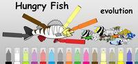 Portada oficial de Hungry Games: Survive in a world of predatory fish para PC