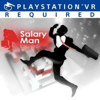 Portada oficial de Salary Man Escape para PS4