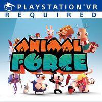 Portada oficial de Animal Force para PS4