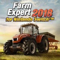 Portada oficial de Farm Expert 2018 para Switch
