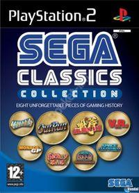 Portada oficial de SEGA Mega Drive Collection para PS2