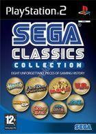 Portada oficial de de SEGA Mega Drive Collection para PS2