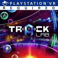 Portada oficial de Track Lab para PS4