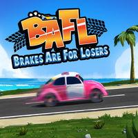 Portada oficial de BAFL - Brakes Are For Losers para Switch