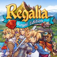 Portada oficial de Regalia: Of Men and Monarchs para Switch