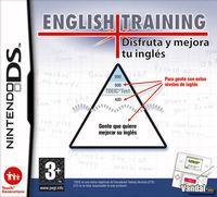 Portada oficial de English Training para NDS