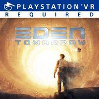 Portada oficial de Eden Tomorrow para PS4