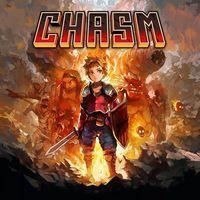Portada oficial de Chasm PSN para PSVITA