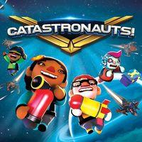 Portada oficial de Catastronauts para PS4