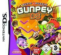 Portada oficial de GunPey DS para NDS