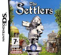 Portada oficial de The Settlers DS para NDS