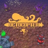Portada oficial de Octocopter: Double or Squids para Switch