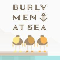 Portada oficial de Burly Men at Sea para Switch