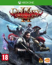 Portada oficial de Divinity: Original Sin II para Xbox One