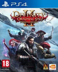 Portada oficial de Divinity: Original Sin II para PS4
