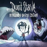Portada oficial de Don't Starve: Nintendo Switch Edition para Switch