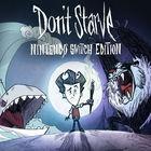 Portada oficial de de Don't Starve: Nintendo Switch Edition para Switch